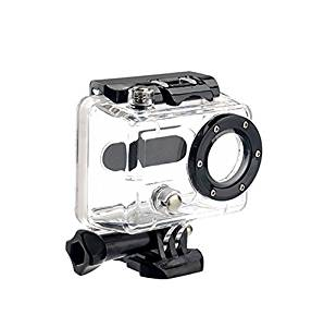 Waterproof Dive Housing Stand Case Cover Glass Lens for GoPro Suptig HD Hero 2