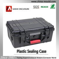 Hard plastic case storage box