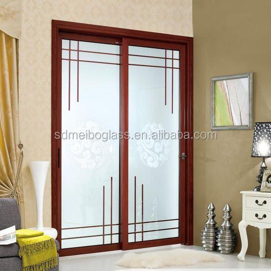 Living Room Glass Partition DesignLiving Doors