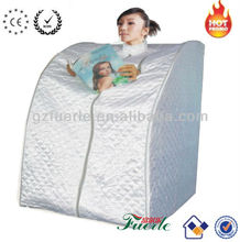 China manufacturer !!! Fuerle F-8112 far infrared sauna cabine