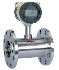 battery powered flow meter