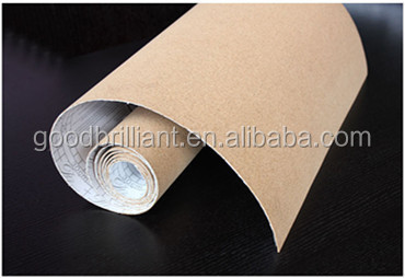 Waterproof adhesive Cork Board