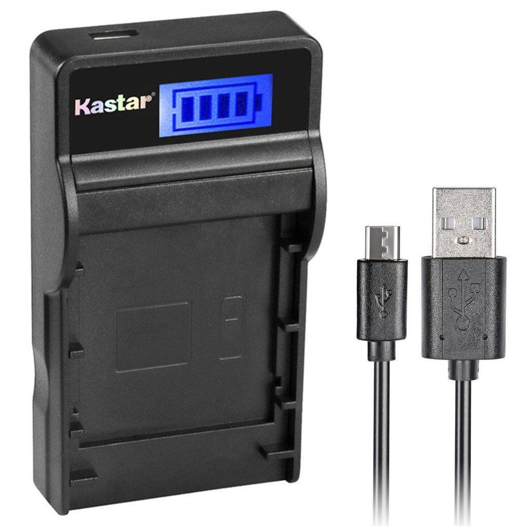Buy Kastar Fast Charger and Battery(1X) for Pentax D-Li50
