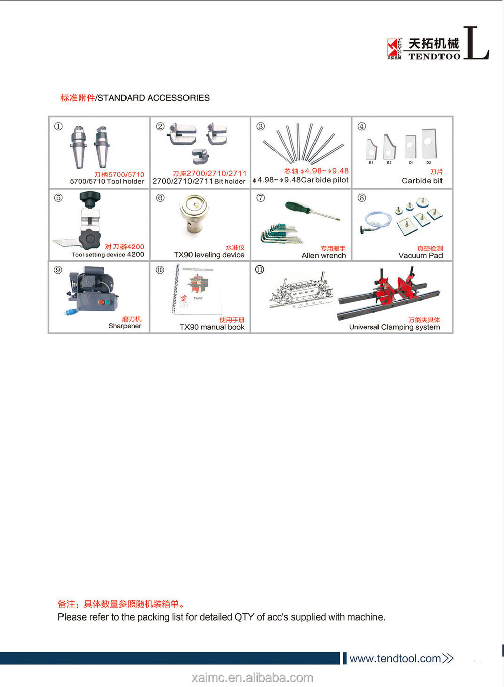 Digital display precision machining engine rebuild equipment for valve seat machine TL120DRO