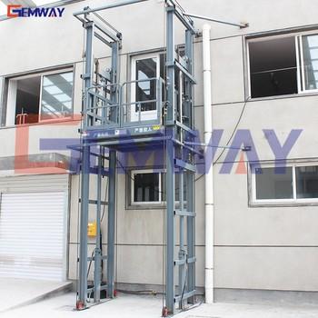 Good Price Hydraulic Vertical Cargo Lift Freight Elevator