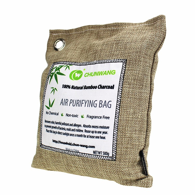 charcoal bags activated natural bag air bamboo purifying odor moso freshener absorber 200g deodorizer box customized wholesale alibaba larger sewn