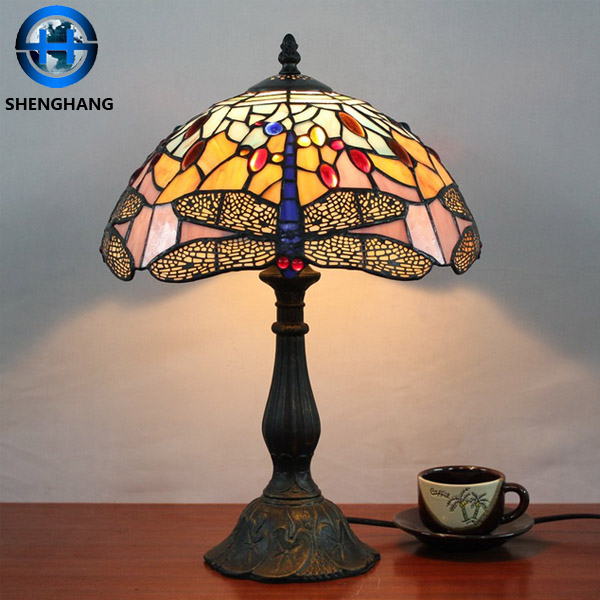 Tiffany Stained Glass Lamp Shade, Tiffany Stained Glass Lamp Shade ...