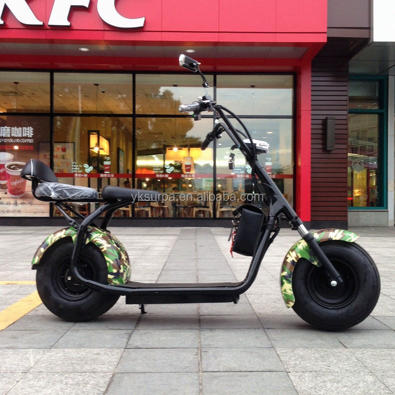 1000 w 60 v batterie au lithium grande roue scooter lectrique adulte lectrique moto scooter. Black Bedroom Furniture Sets. Home Design Ideas