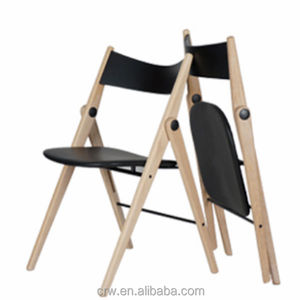 RCH-4226 Durable Wooden Folding Office Chair