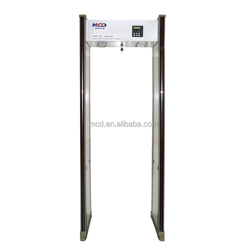 2014 Newest Bus Railway Station Airports Walkthrough Metal Detector