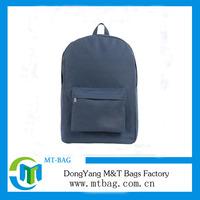 2017Primary school kids backpack school supply