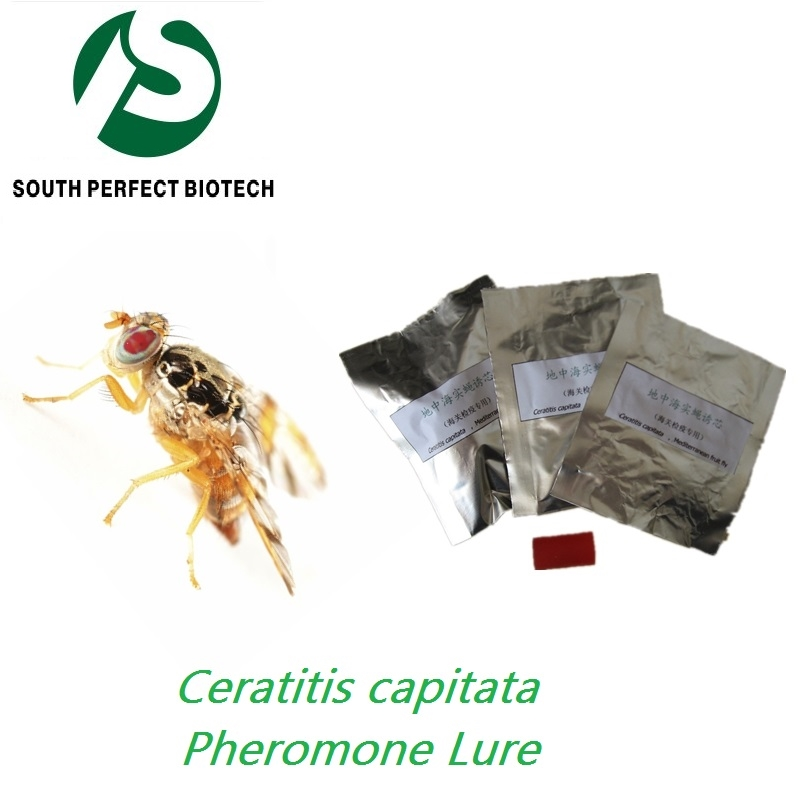 insect pheromone for Ceratitis capitata & insect pheromone lure for Mediterranean fruit fly Trimedlure pest control