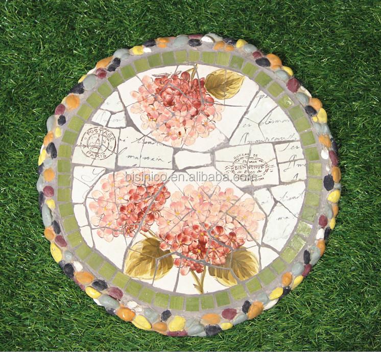 Ceramics Mosaic Stepping StoneSpecial Design Decorative Paving
