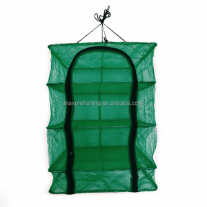 Herbs Fish Vegetable Food Round Net Hanging Drying Rack
