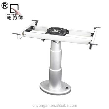 Rv Caravan Height Adjule Table Desk Product On Alibaba