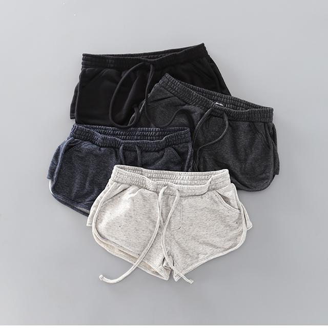 Women Sexy Training Sports Cotton Shorts