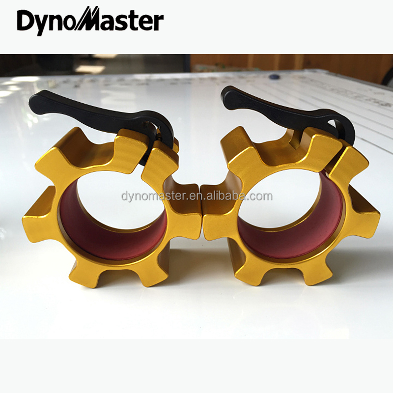 Dynomaster Aluminum Barbell collar High End OEM OSO Barbell Collar