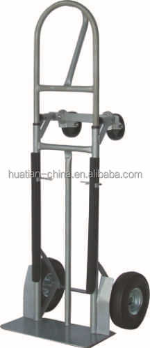 Hand Trolley with powder coating,Pb-free and UV resistance,foldable aluminium luggage