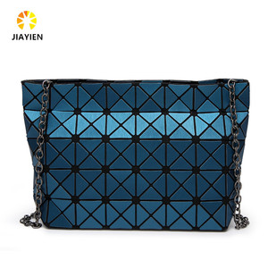 52d1c7270844 Free Shipping Matte Clutch Chains Messenger bag With Large Pocket