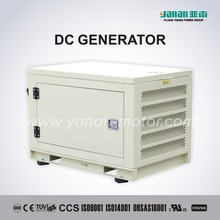Low Fuel Efficiency Small Size DC Generator