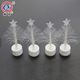 LED Christmas light,light up LED toys,small gifts for X-mas tree led lamp with optical fiber