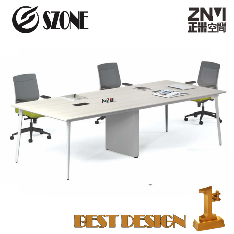 2017 New design Popular office Conference Table with Aluminium leg T-MA2812B