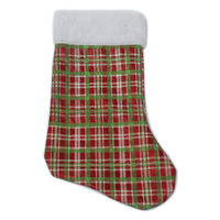Funny christmas stocking for candy gifts