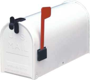 letter boxoutside post outdoor lockable - Lockable Mailbox