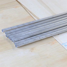 Custom thin wall round 22mm 3003 t4 aluminium round tube
