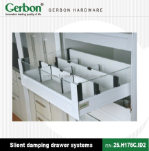 Gerbon Soft Close Drawer Slides