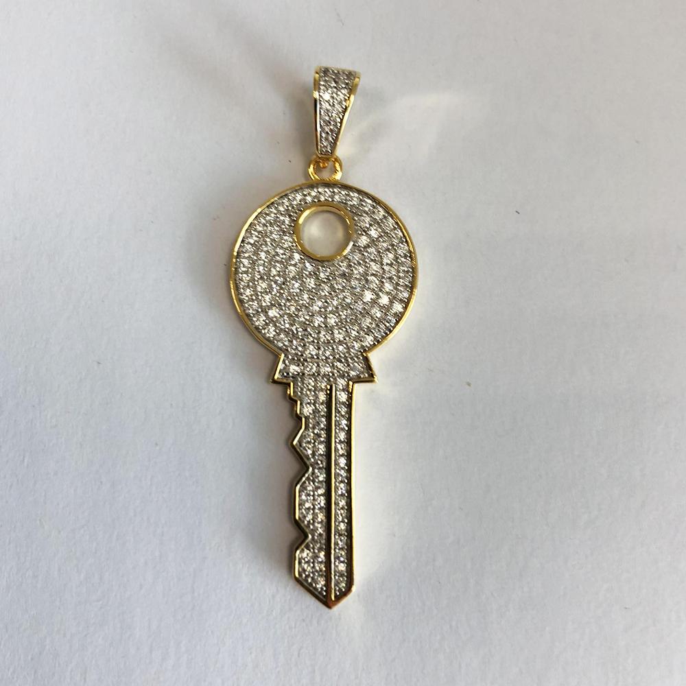 Jewel Tie 925 Sterling Silver 20mm Green Enamel Clover Oval Locket