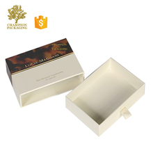 Luxury Cosmetic Hard Paper Small Cardboard Packaging Box Manufacturer
