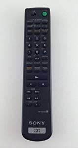 Replacement Sony Rm-dx300 Cd 300 Disc Changer Remote Cdp-cx300 Cdp-cx335 Cdp-cx355 Cdp-x300