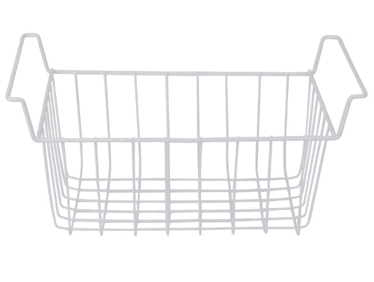multipurpose wire basket for freezer