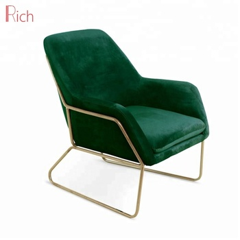 Incredible Modern Bed Room Furniture Stainless Steel Copper Color Chair Green Velvet Upholstery Gold Arm Chair Buy Chair Gold Arm Chair Gold Velvet Arm Chair Machost Co Dining Chair Design Ideas Machostcouk