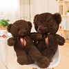 Factory price fashion plush teddy bear, brown teddy bear plush toy/bear stuffed soft toy
