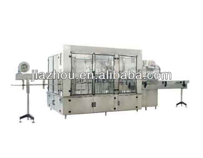 Carbonated Drink Filling Washing Capping Monobloc Machine