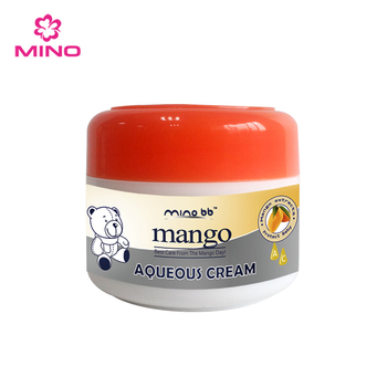 Private label Mango Extracts  Nourishing Moisturizing Skin Care Baby Aqueous Cream
