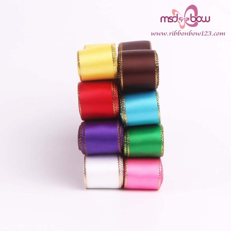 wholesale satin ribbon gift ribbon christmas ribbon