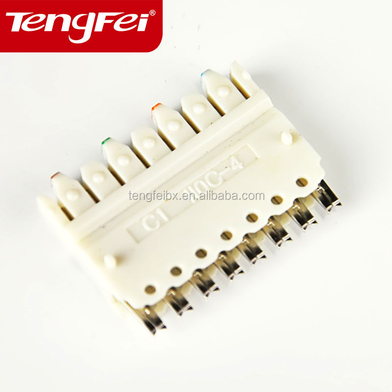 1u 19 200 pair 110 voice patch panel amp telephone rj11 voice rh alibaba com 100 Pair 110 Block Main Distribution Frame Wiring Block
