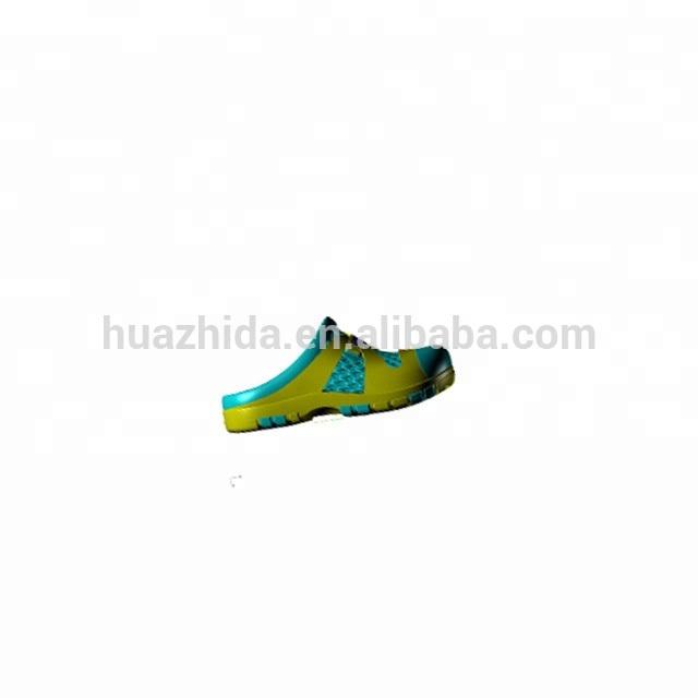high quality 1 mould 2 pair EVA eva garden shoe mold