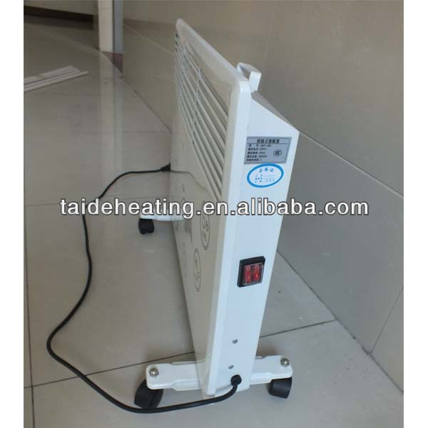 high quality white multi-function electric convector heater