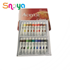 High quality color acrylic art brush with best price
