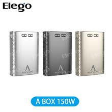 Rofvape 150w 7500mah A Box mod vape kit vs smy 60w case box mod ecig A BOX 150