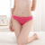Yun Meng Ni Underwear Cute Little Heart and Dot Printing Cotton Ladies Thongs