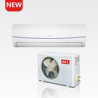 wall mounted split type air condition, KC hidden display new model