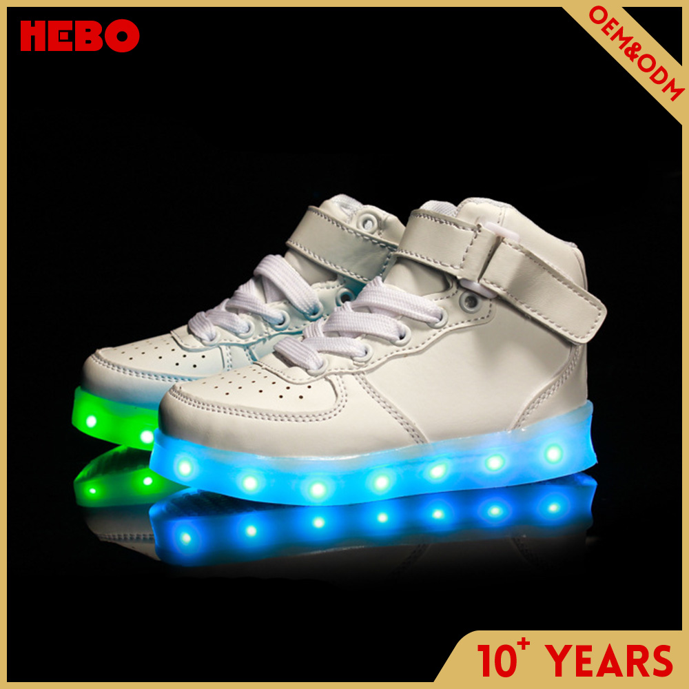Good price led shoes for kids sale
