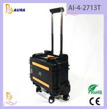 AURA AI-4-2713T High Quality PP/ABS Plastic Instrument Waterproof IP67 Tool Case
