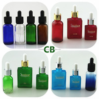 5Ml 10Ml 15Ml 20Ml 30Ml 50Ml 60Ml 100Ml 120Ml Essential Oil Bottle E Liquid Glass Dropper Bottle With Dropper
