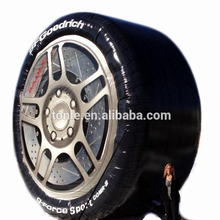 Giant 3D Inflatable Tire